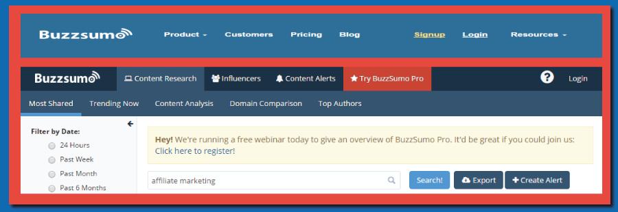 tools-for-blog-content-creation-buzzsumo