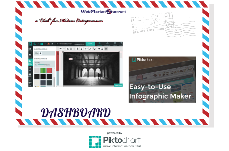 Create Free Infographics Online at Piktochart without Hiring a ...