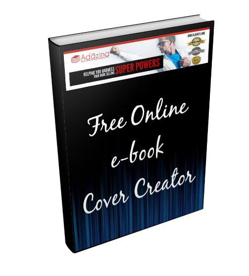 looking for free online ebook cover creator adazing is the