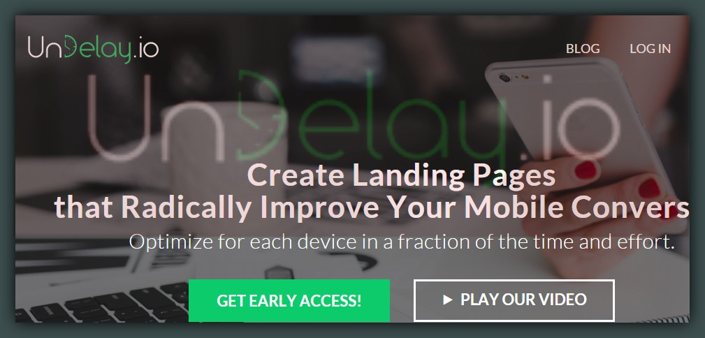 Discover UnDelay's Landing Pages Creator to Increase Conversion Rates