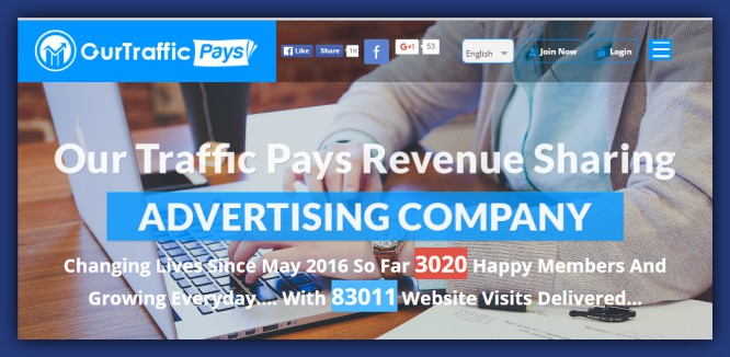 """Is """"Our Traffic Pays"""" another Typical Revenue Sharing Advertising Company?"""