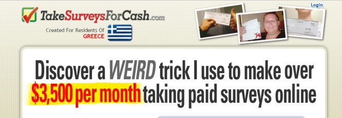 Is Take Surveys for Cash a Legit Opportunity or a Well Covered Scam?