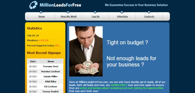 million-leads-for-free-review