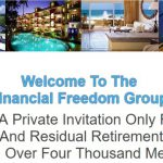 The Financial Freedom Group is a Typical Fraud Advertisement Targeting Newbies