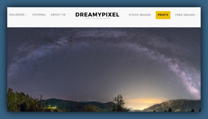 Dreamy Pixel Offers Free Images from Slovenia – Professional Look