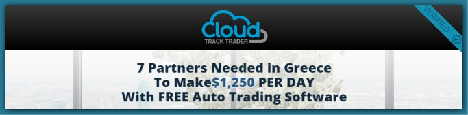 Cloud Track Trader – Yet Another 100% Winning Software 4 Millionaires