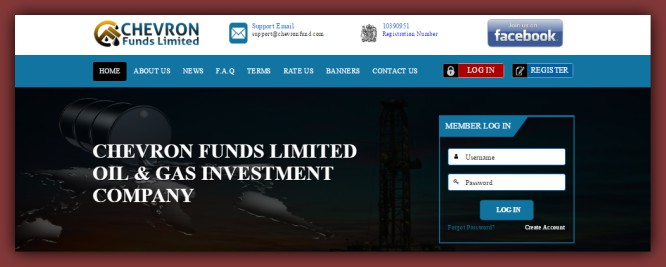 chevron-funds-limited