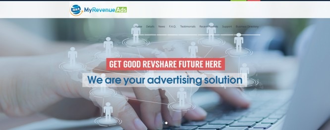"""Why """"My Revenue Ads"""" is a Clone of Low Quality Ad Rev Share Platforms"""