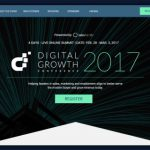Digital Growth Conference 2017 – Highlights from Day1/1st Session plus Agenda