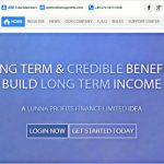 Lunna Profits – Invest .. Fly to the Moon & Back .. Enjoy the Rewards