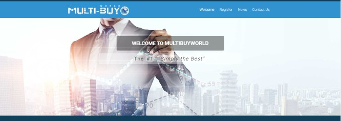Multi Buy World Claim to Be Founded 23 Years Ago | All I Can See is A Rev Share Replica