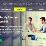 Hour888 – An Efficient Way to Lose Money Hourly
