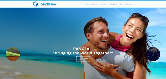 Pangea Freedom – Mysterious Travel Portal, Hidden Information, No Prices