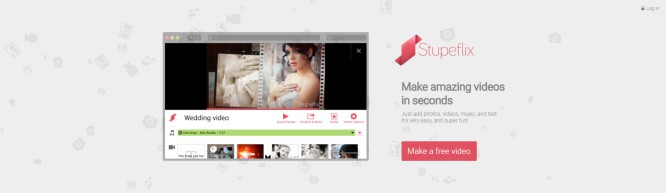 Stupeflix Studio – Video Made Simple for the Non Tech