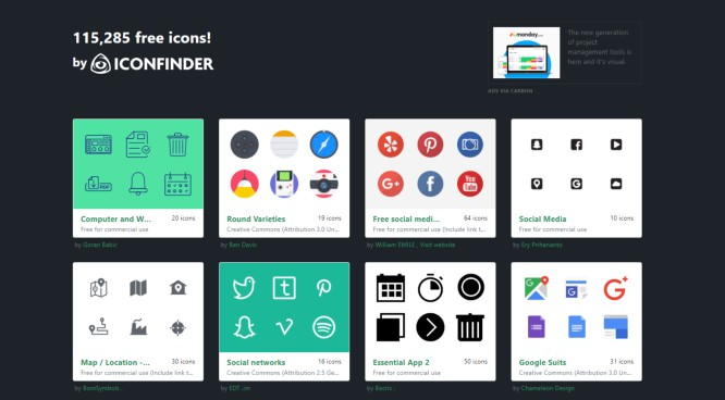 iconfinder-free=icons