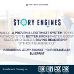 """Story Engines"" Nick Stephenson – Masterpiece For Aspiring Authors"