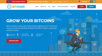 BitChair.biz – Another Mining Company Spreads Confusion