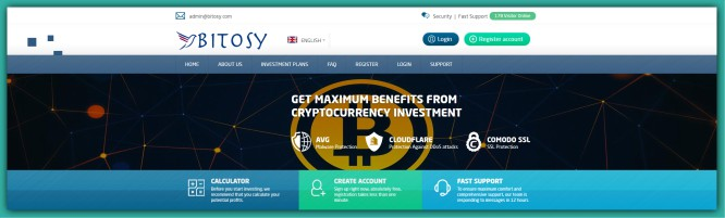 Bitosy – Maximum Crypto-Benefits for the Anonymous Admins