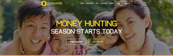 clixhunter-paying-ptc-sites