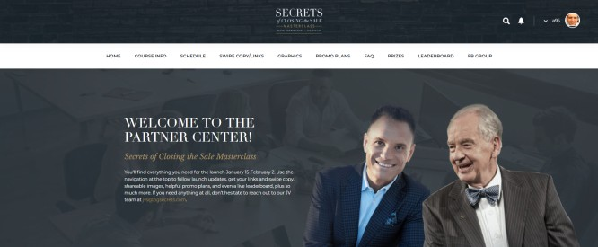 100X your Success with the Sale Secrets Masterclass
