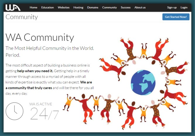 wealthy-affiliate-community-forum