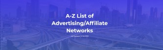 a-z-list-ad-and-affiliate-networks