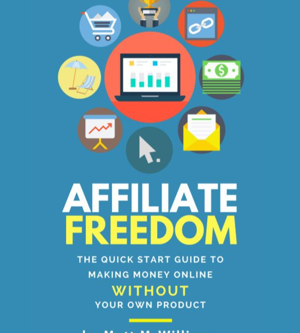 Another Epic Production by Matt McWilliams – Quick Start Guide to Making Money Online