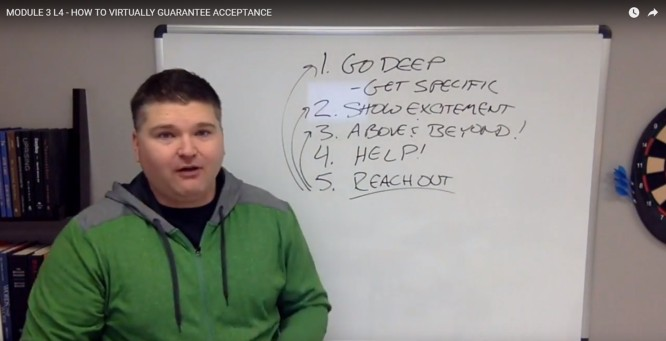 how to guarantee acceptance into any affiliate program