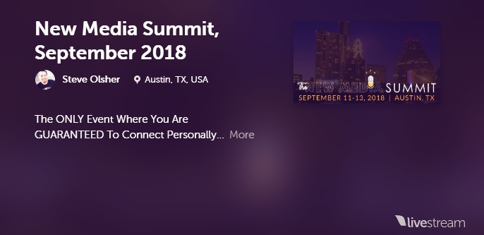 new media summit header