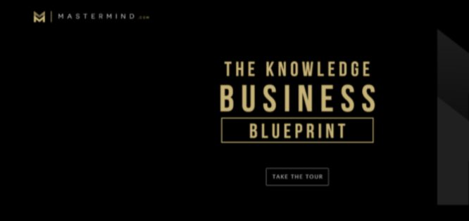 knowledge-business-blueprint-dashboard