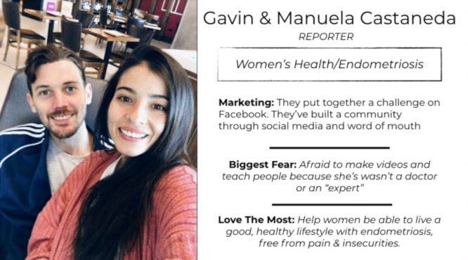 knowledge business blueprint testimonials - gavin and manuela castaneva