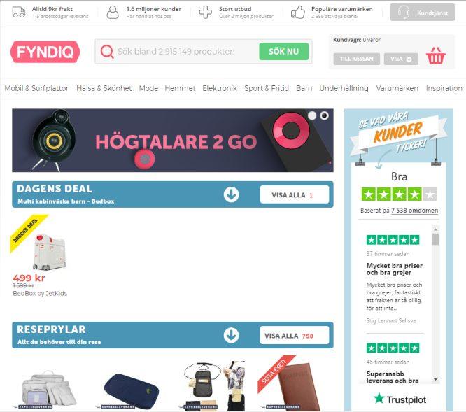 fyndiq marketplace