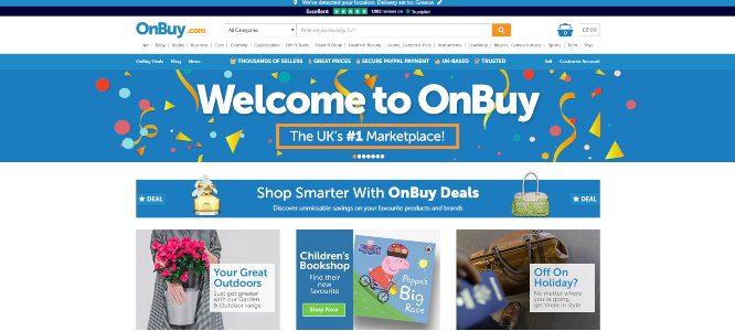 onbuy marketplace