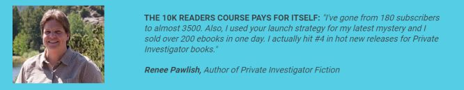 your first 10,000 readers renee pawlish