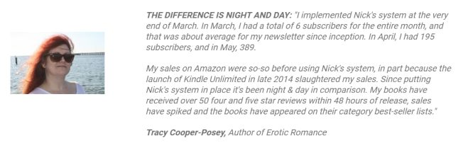 your first 10,000 readers tracy cooper-posey