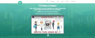 tts sketch maker