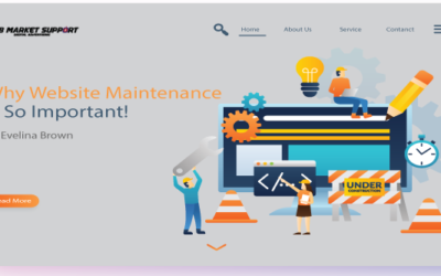 You Don't Have The Privilege To Fail With Website Maintenance