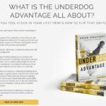 Dean Graziosi – The Underdog Advantage Book | Review + Bonuses