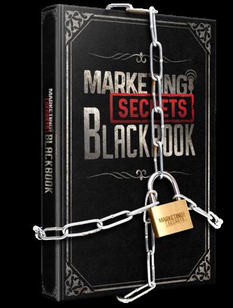 russell brunson marketing secrets blackbook cover