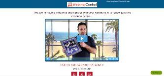 webinar control