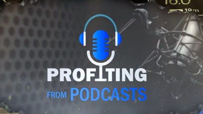 steve olsher profiting from podcasts new header