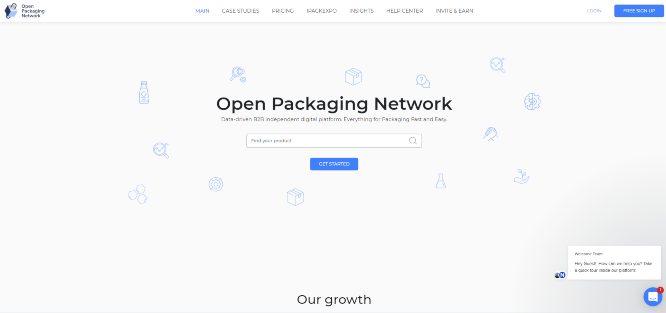 network openpackagingnetwork