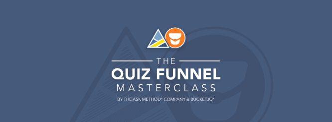 quiz funnel masterclass
