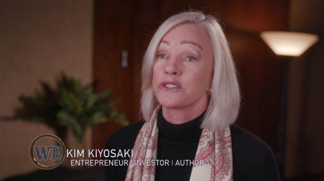 wealth breakthroughs kim kiyosaki
