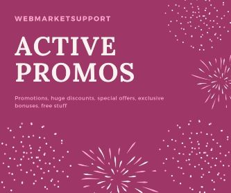 active promotions