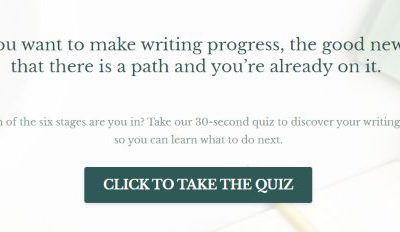 Free Quiz For Authors – Discover Your Writing Stage