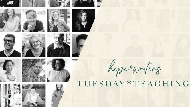 hope writers review tuesday teaching