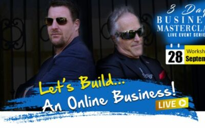 3-Day Business Masterclass   Chad Nicely & Daven Michaels