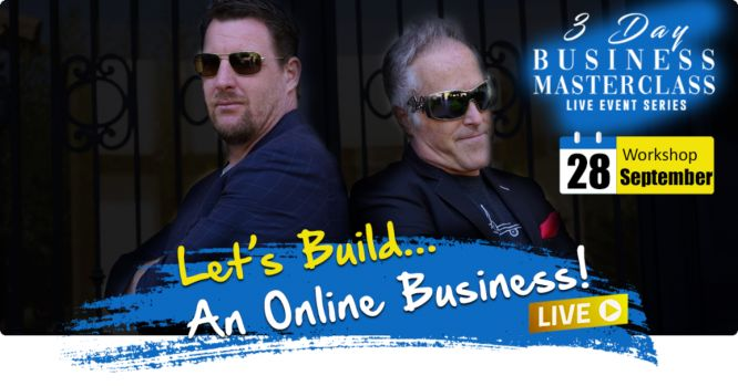 3-Day Business Masterclass | Chad Nicely & Daven Michaels
