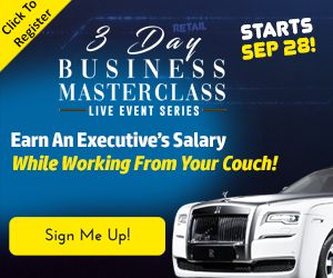 3-day live business masterclass